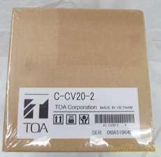 C-CV20-2(未開封)|TOA