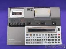マイクロカセットレコーダー|SHARP