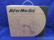 カメラアクセサリー関連商品|AVerMedia