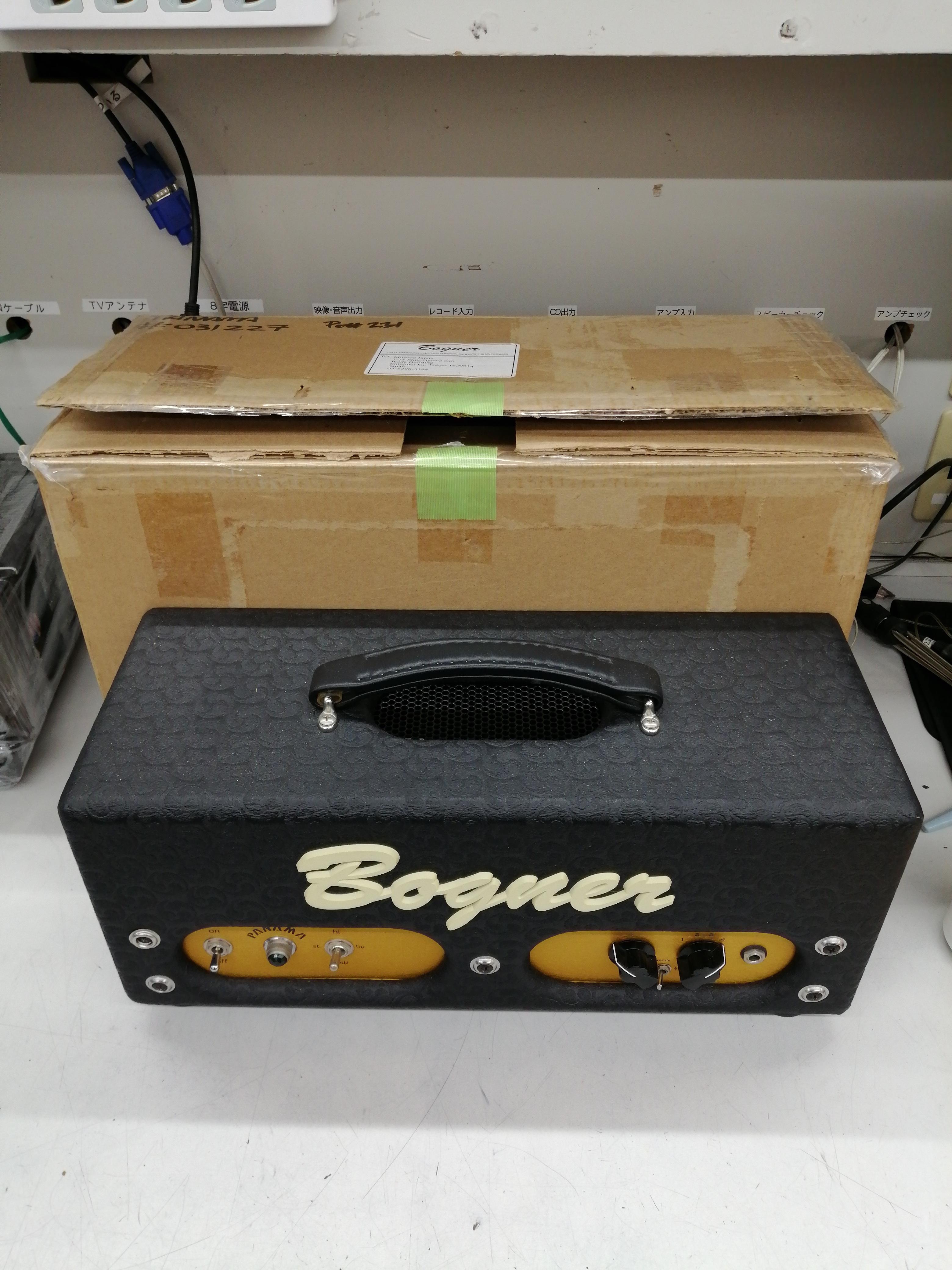 ギターアンプ|BOGNER