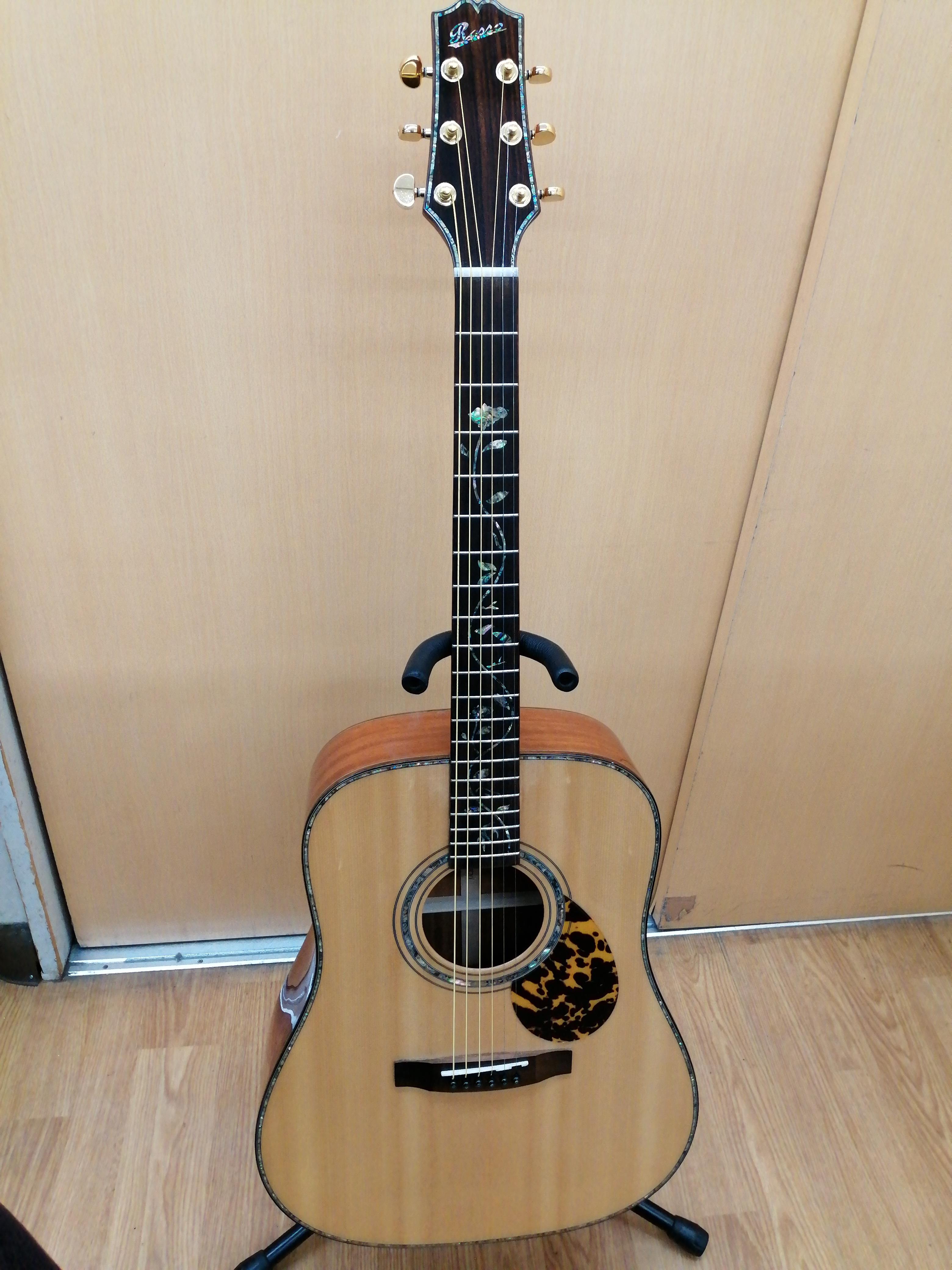アコースティックギター|ROSSO