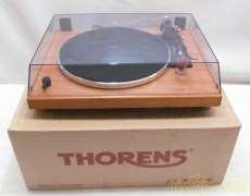 レコードプレーヤー|THORENS