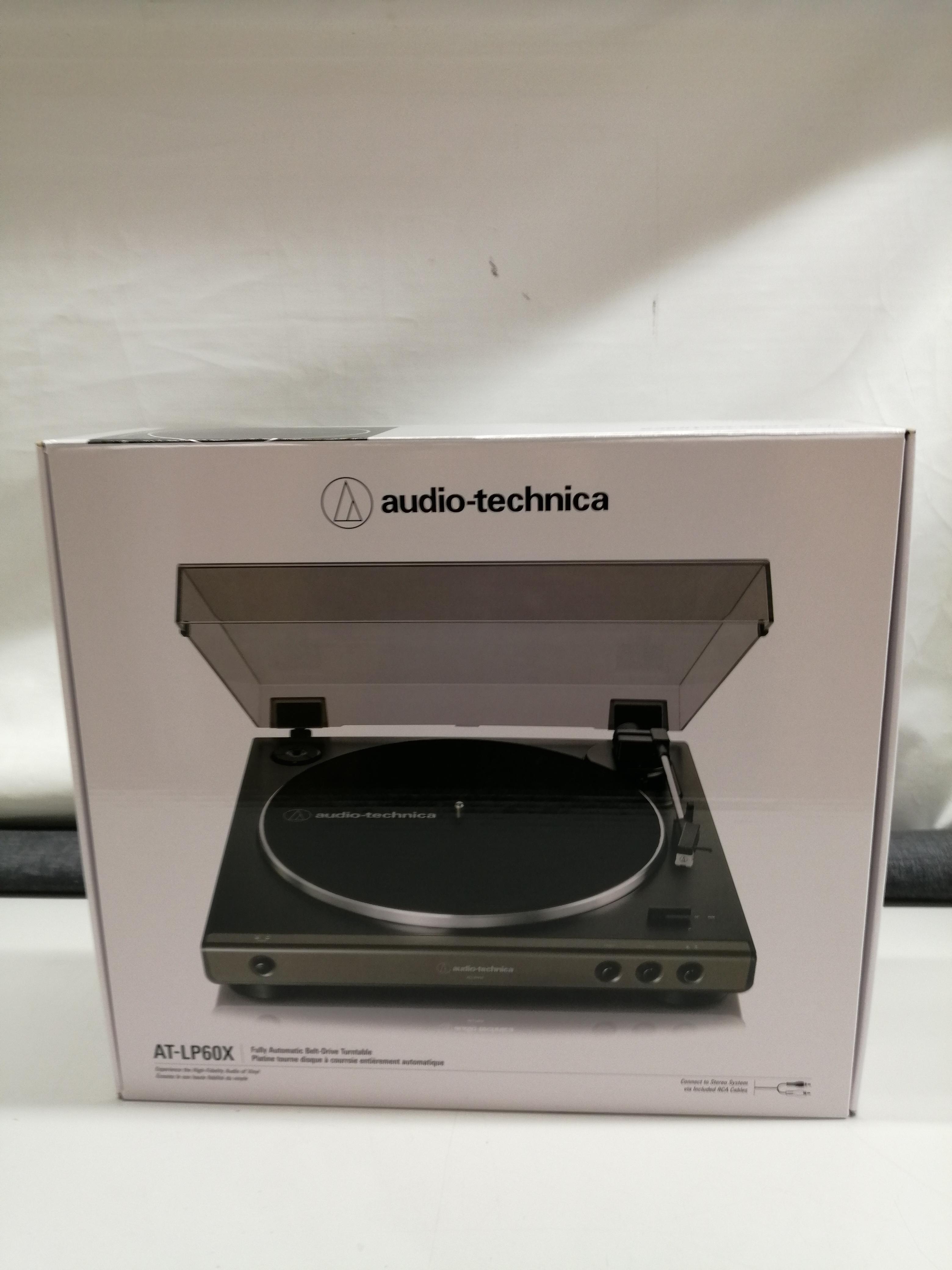 レコードプレーヤー|AUDIO-TECHNICA