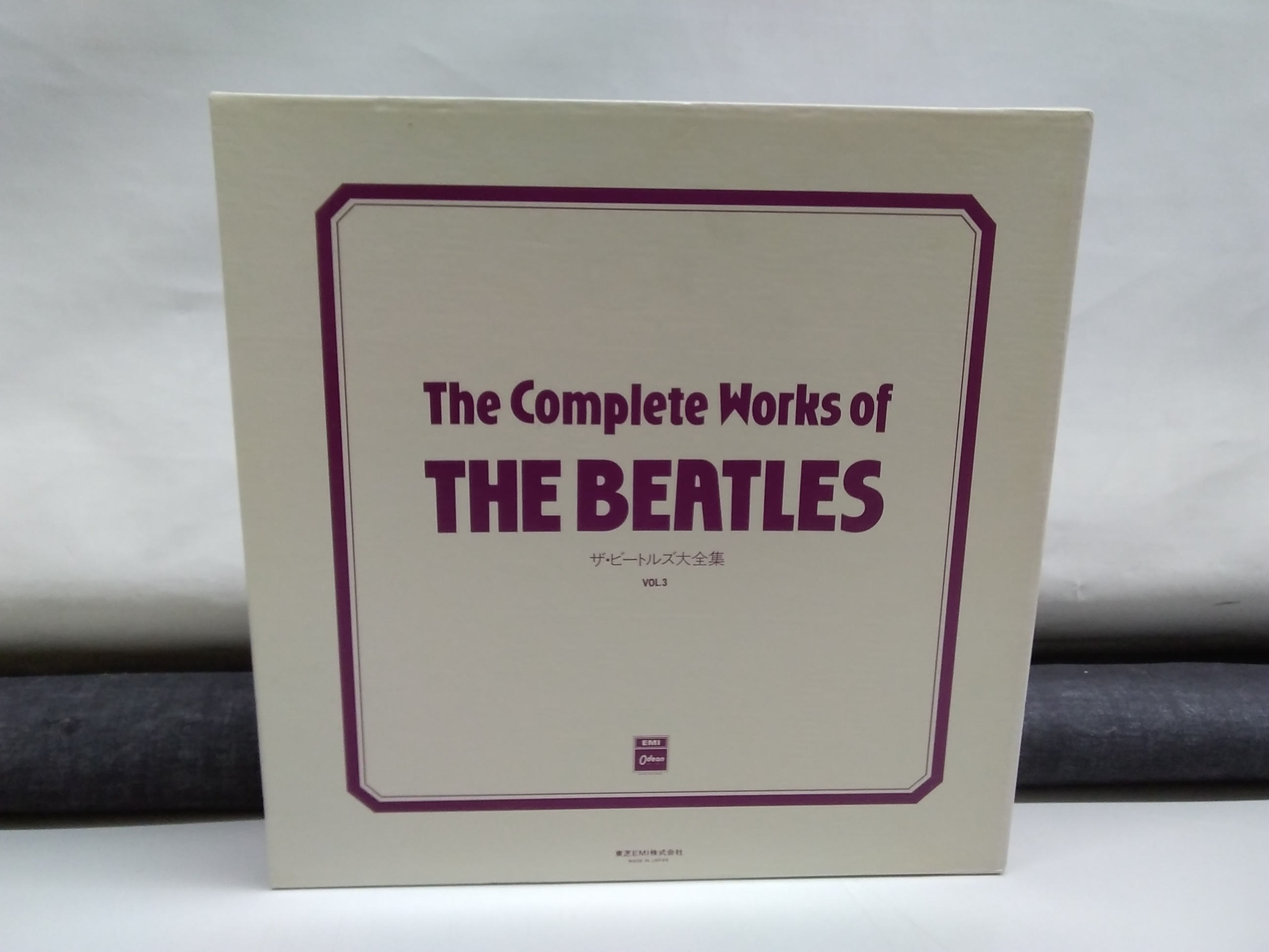 THE COMPLETE WORKS OF THE BEAT|EMI