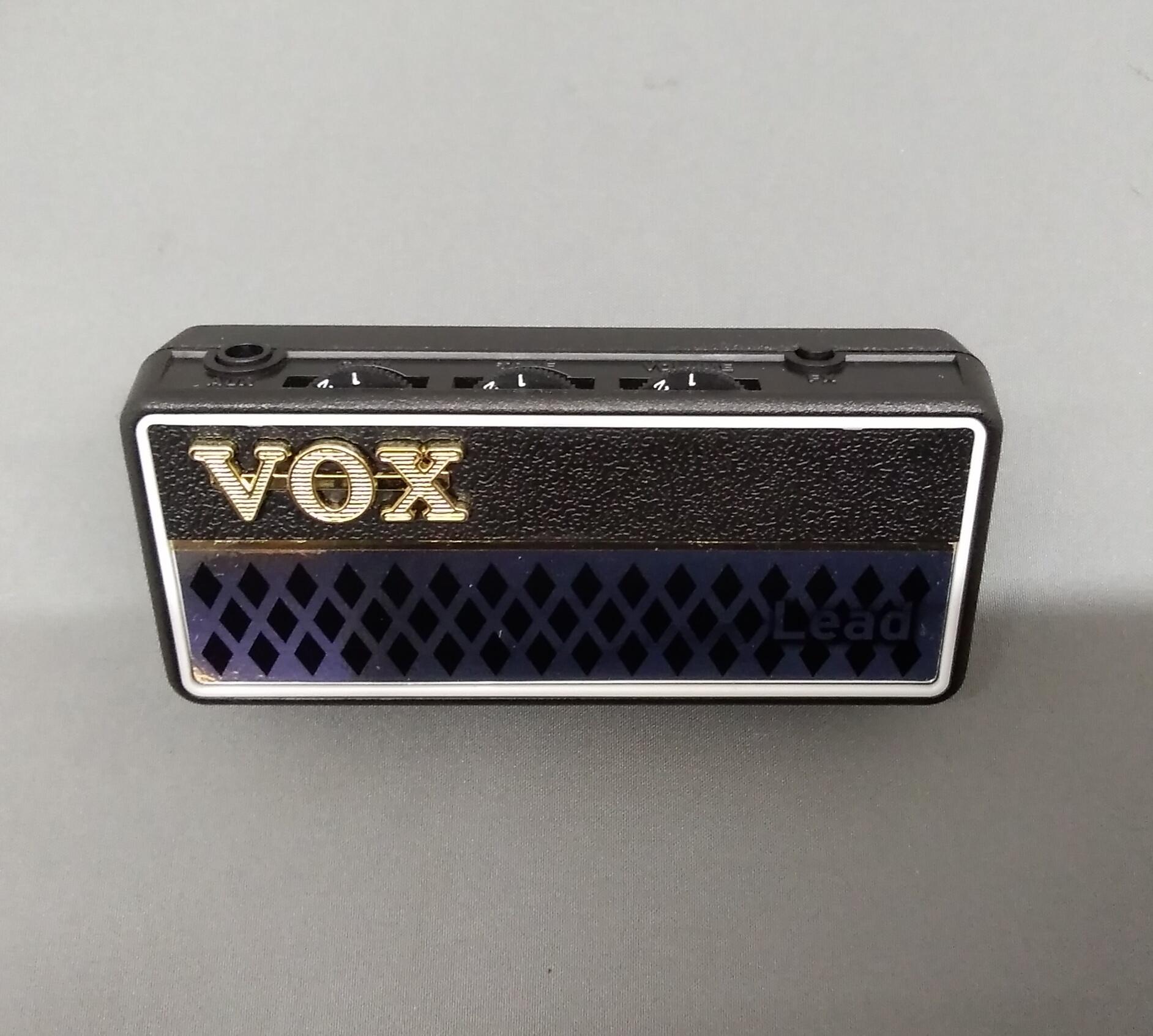 ヘッドホンギターアンプ|VOX