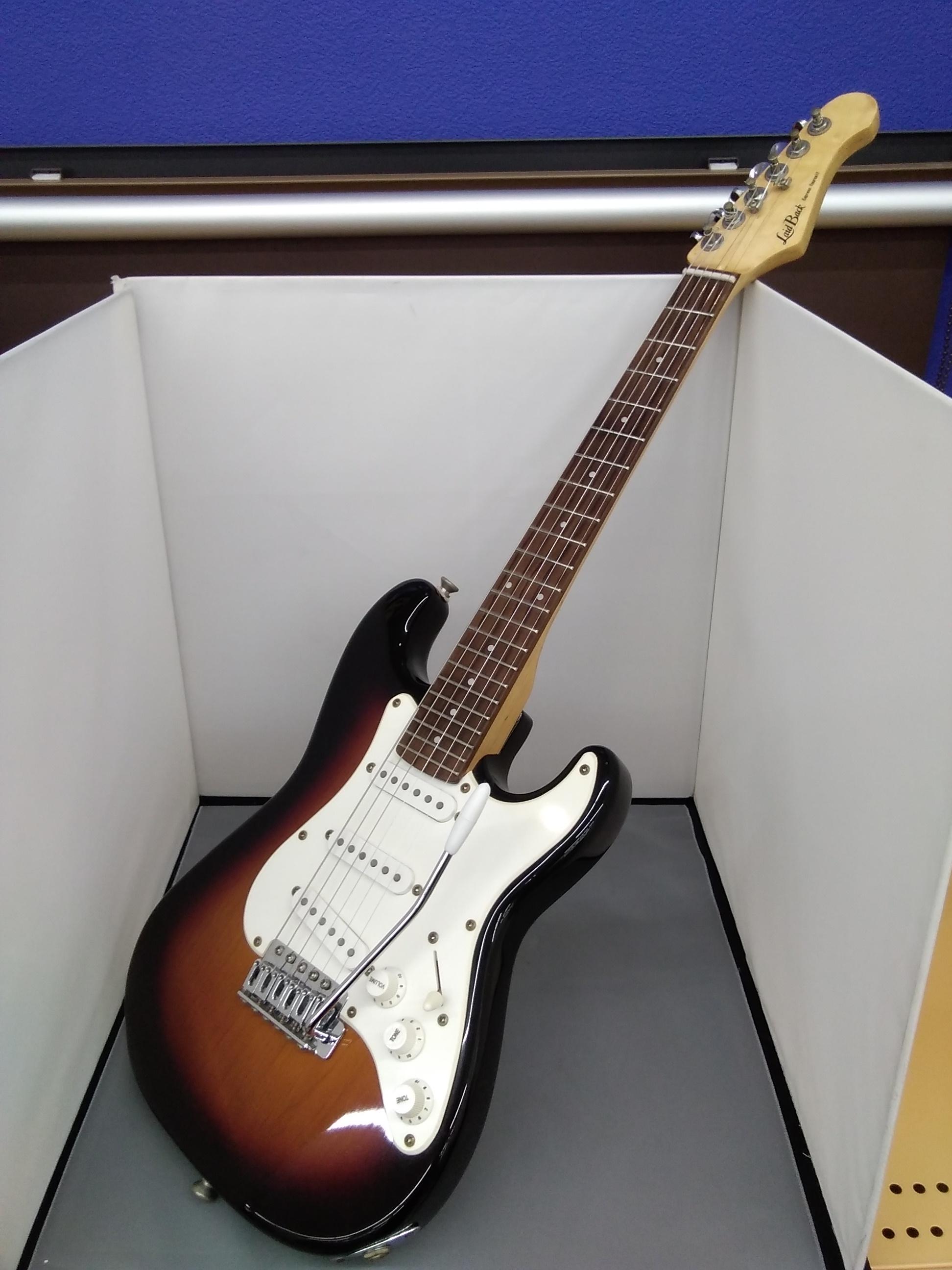 ミニギター|LAID BACK