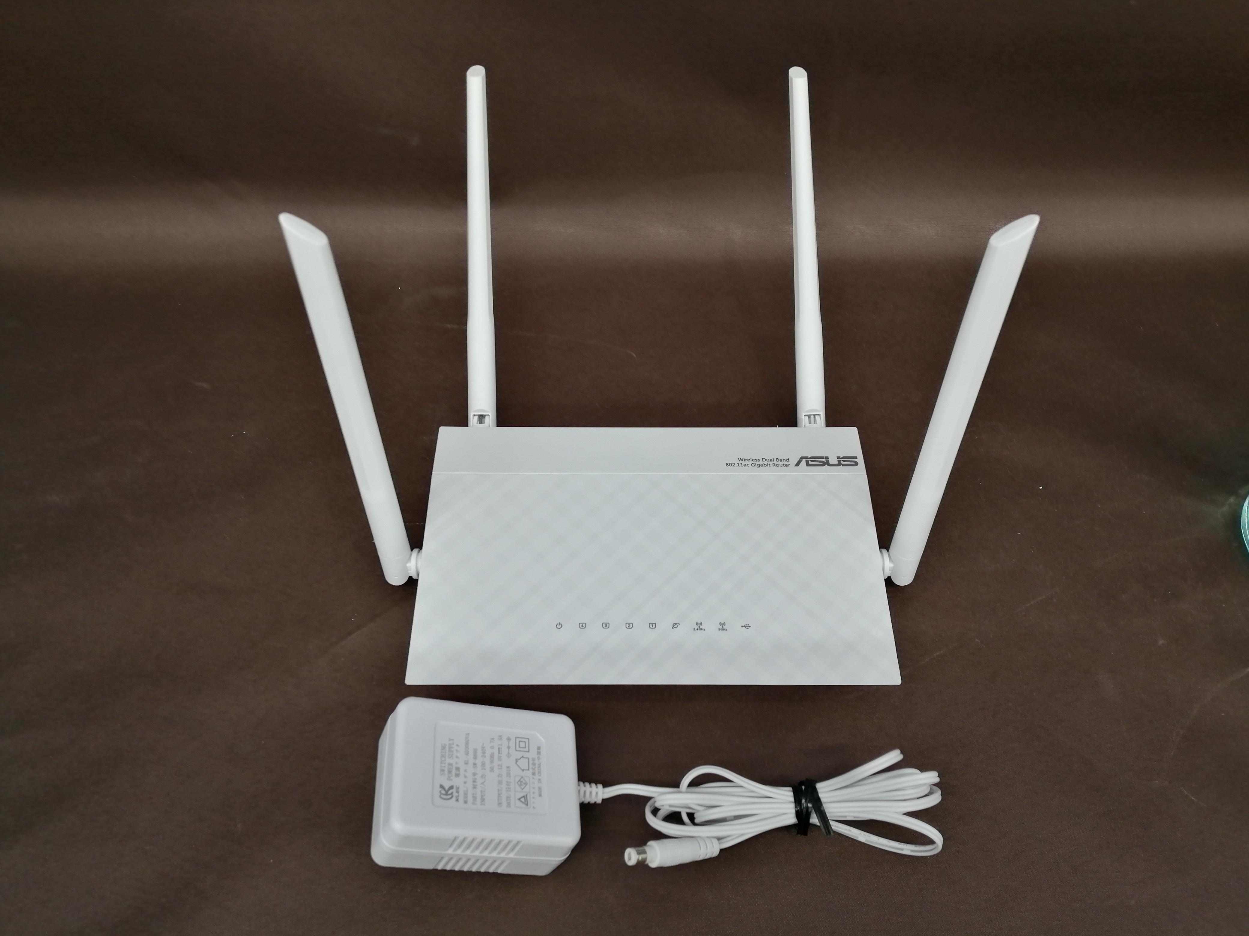 デュアルバンドWI-FI無線ルーター|ASUS