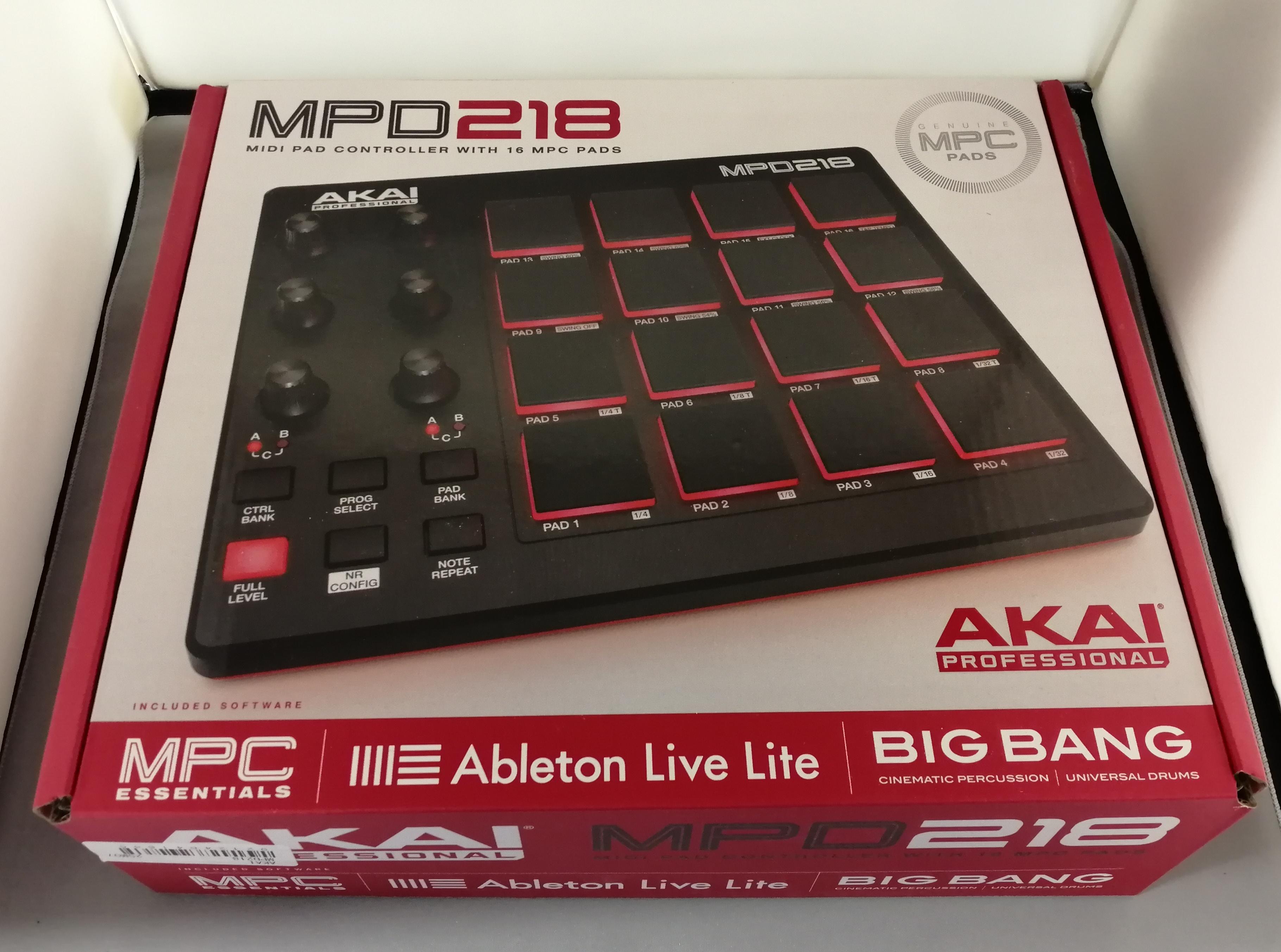 MIDIパッド|AKAI