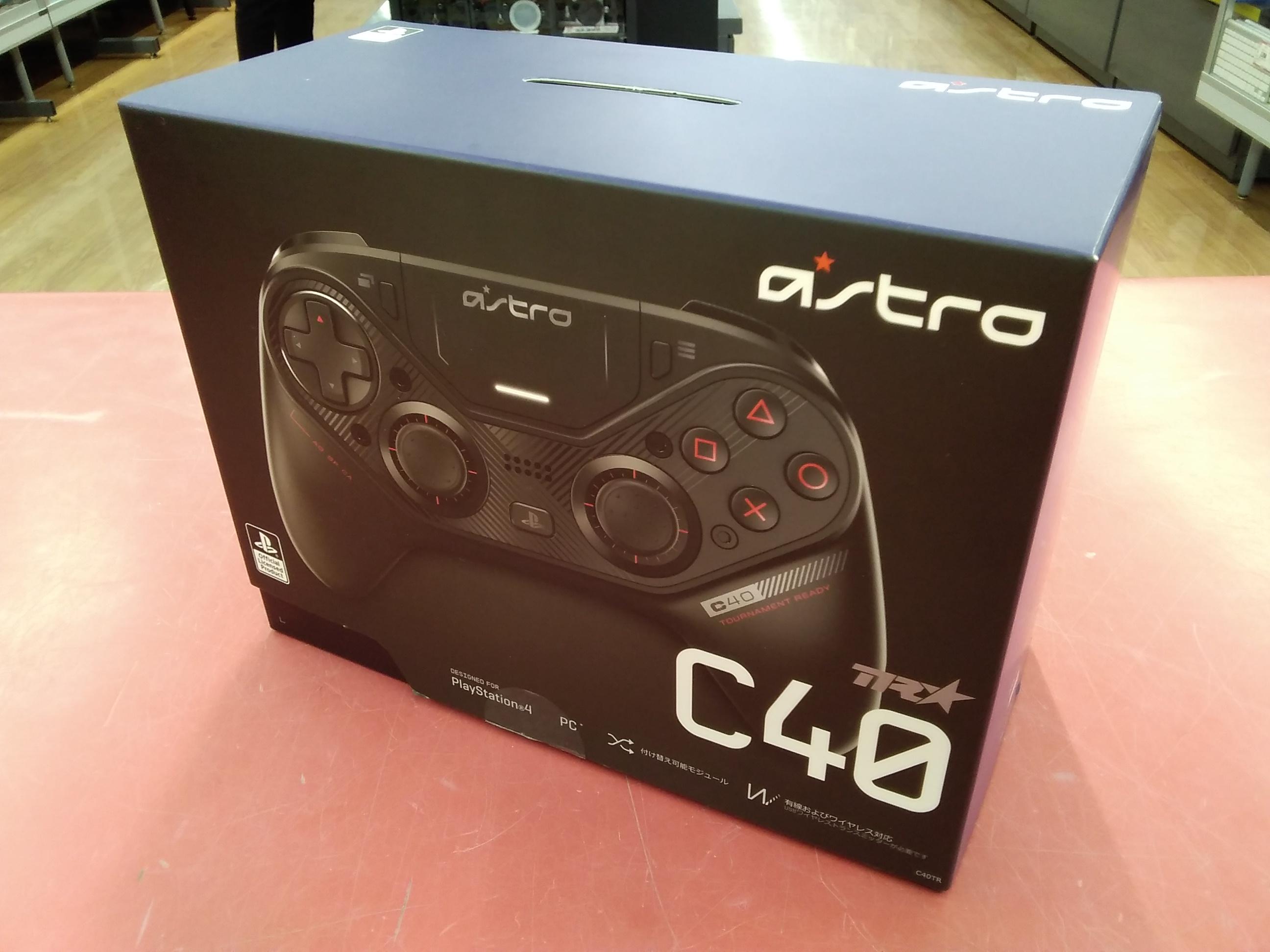 PS4コントローラー|ASTRO