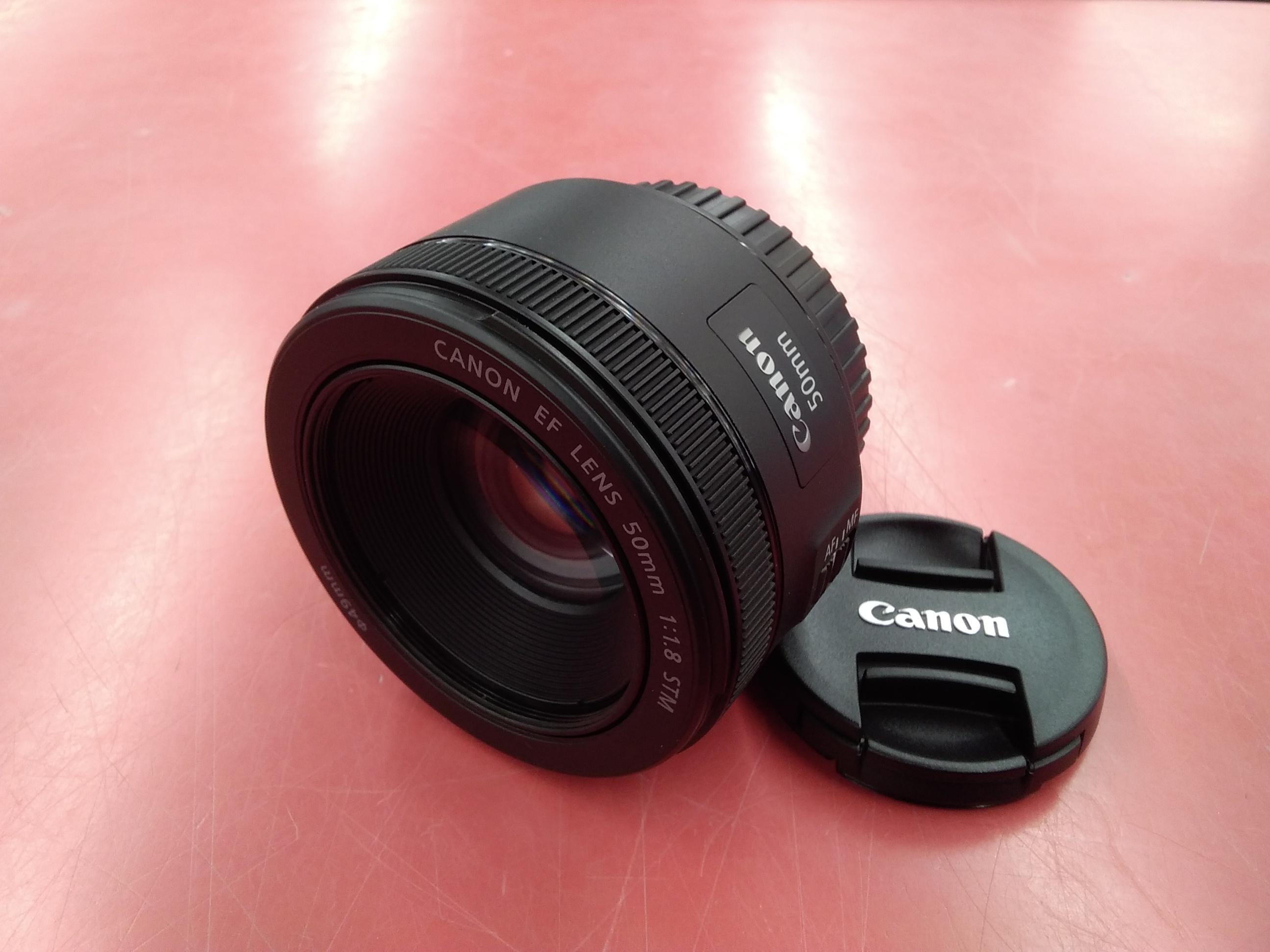 標準単焦点レンズ CANON