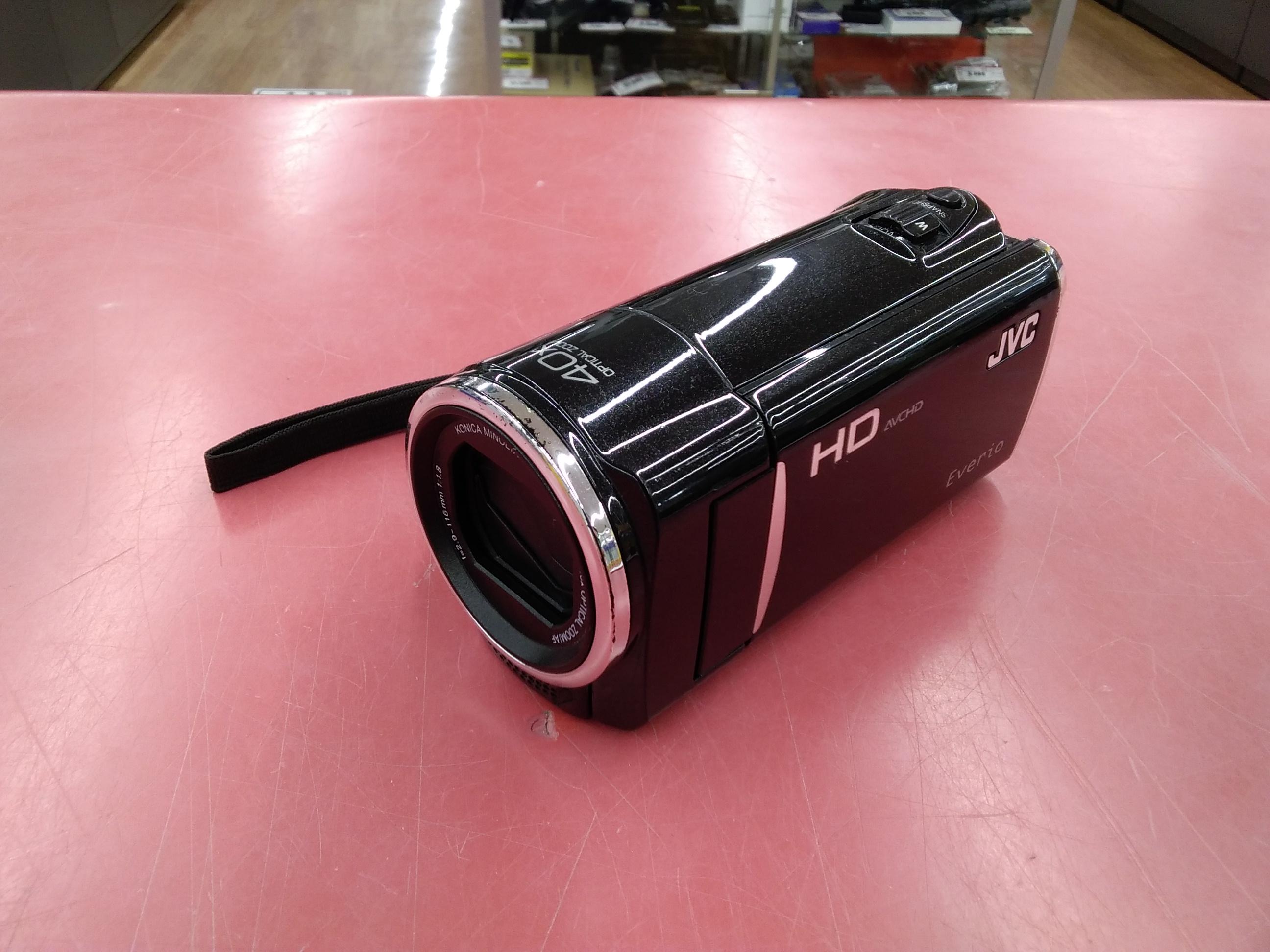メモリビデオカメラ|VICTOR