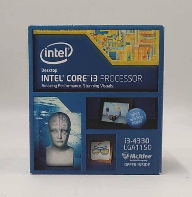 CORE I3-4330|INTEL