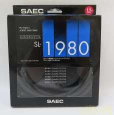 RCAラインケーブル SAEC