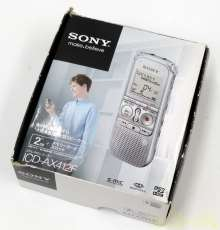 ICレコーダー|SONY