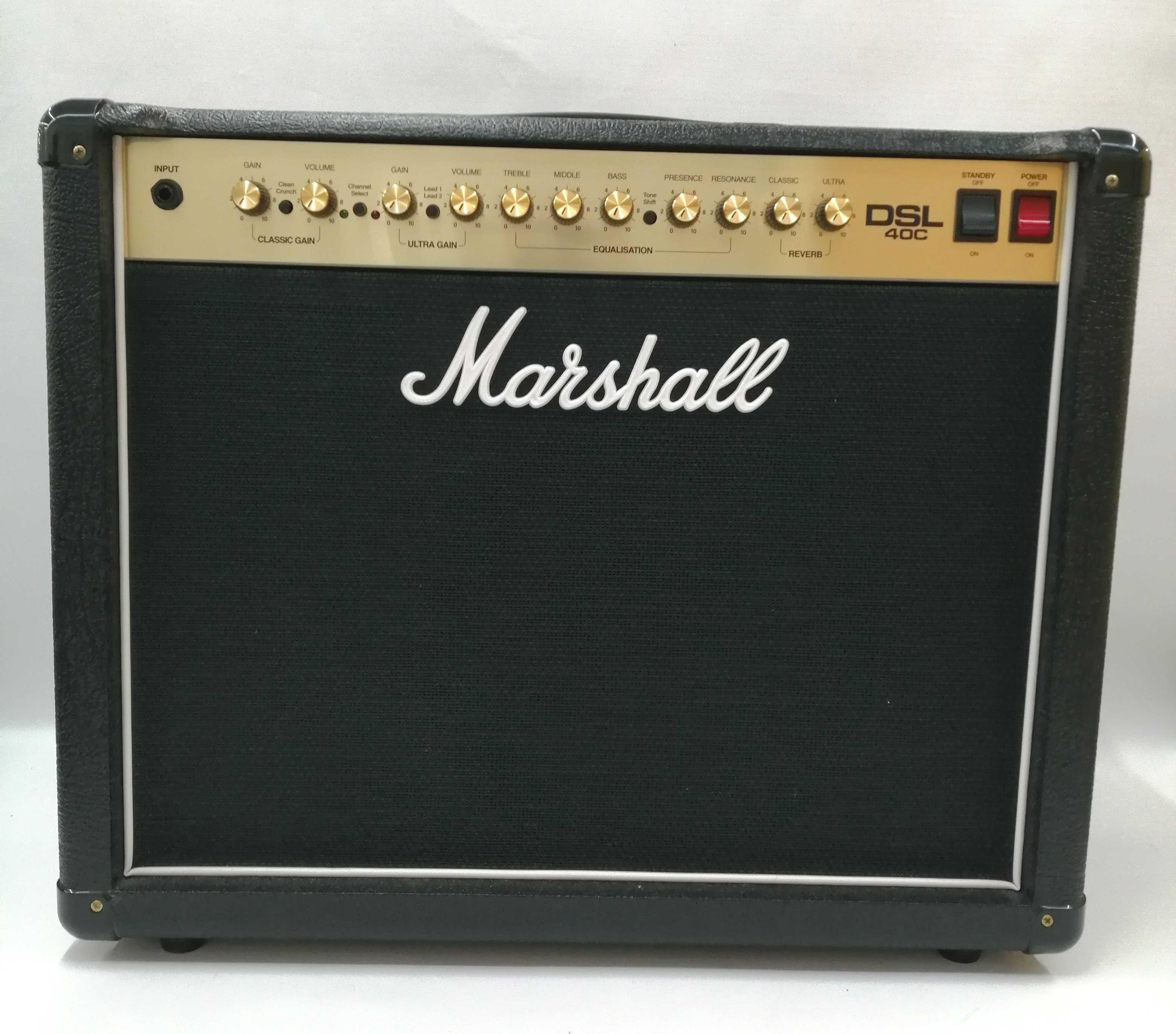 ギターコンボアンプ MARSHALL