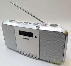 CD/ラジオ TOSHIBA