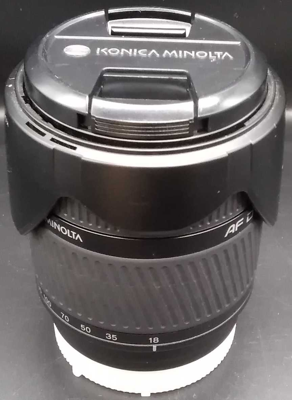 カメラレンズ|MINOLTA
