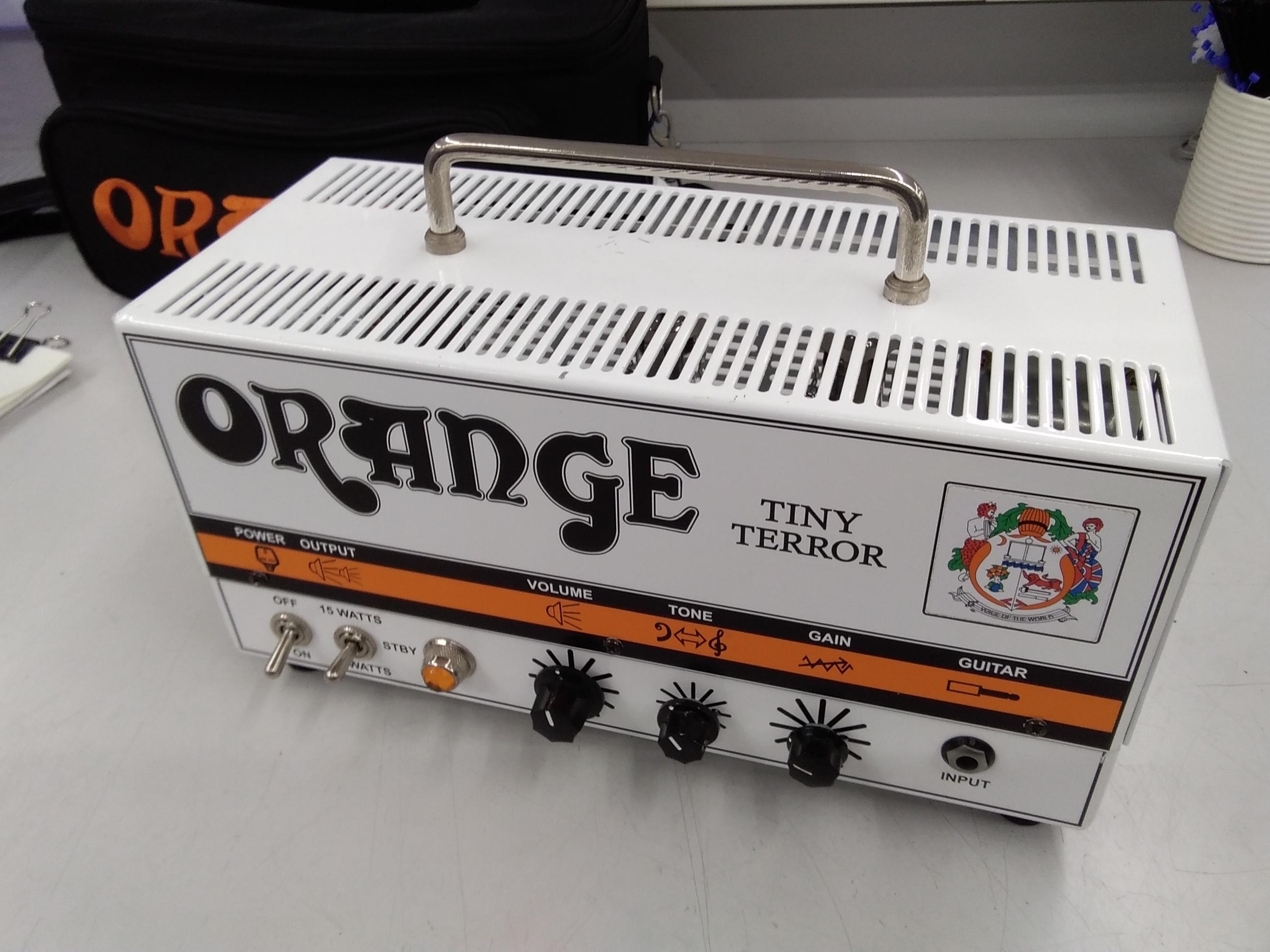 ギター・ベース用ヘッドアンプ|ORANGE