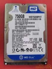 HDD2.5インチ WESTERN DIGITAL
