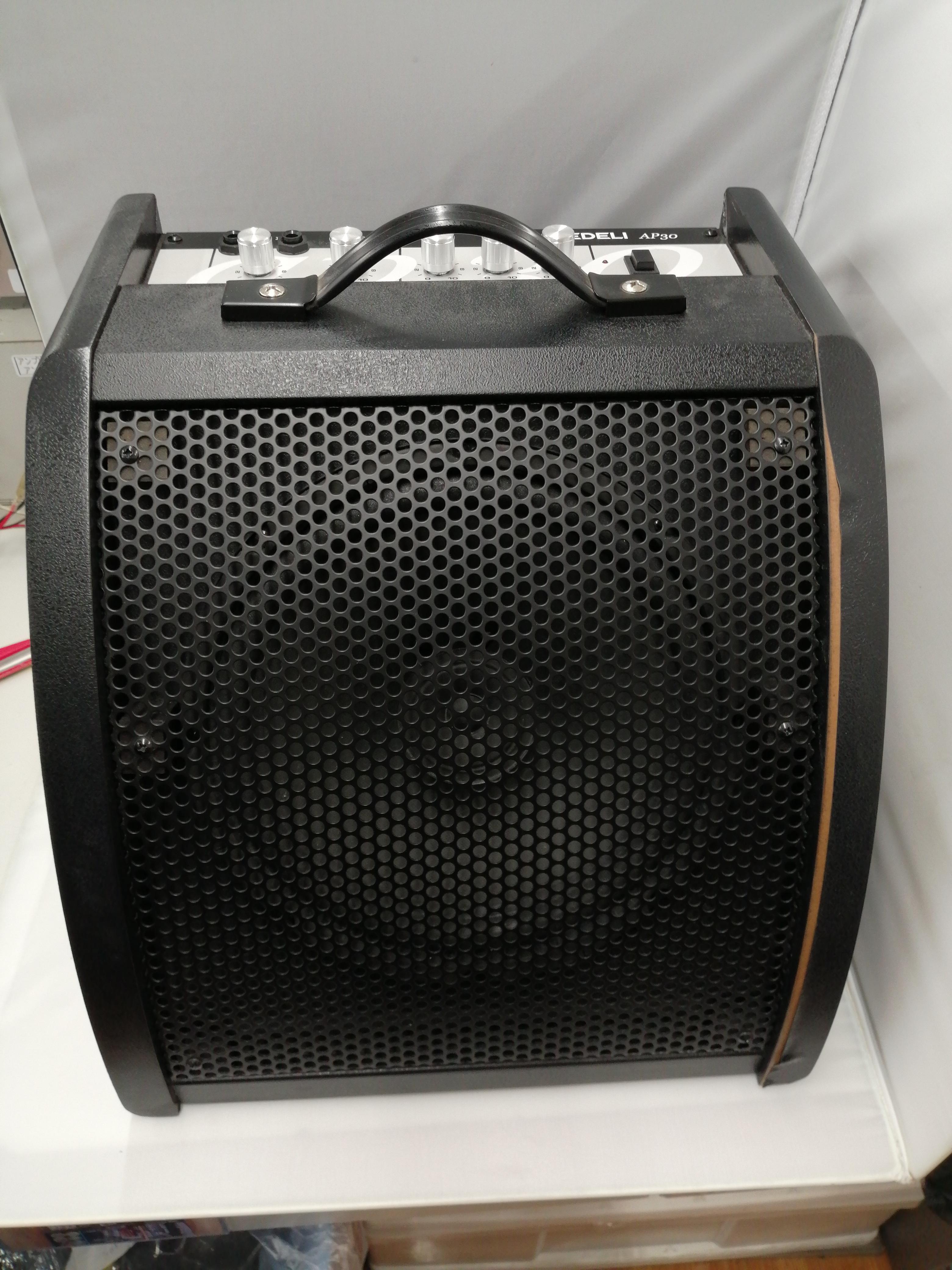 電子ドラム用アンプ|MEDELI