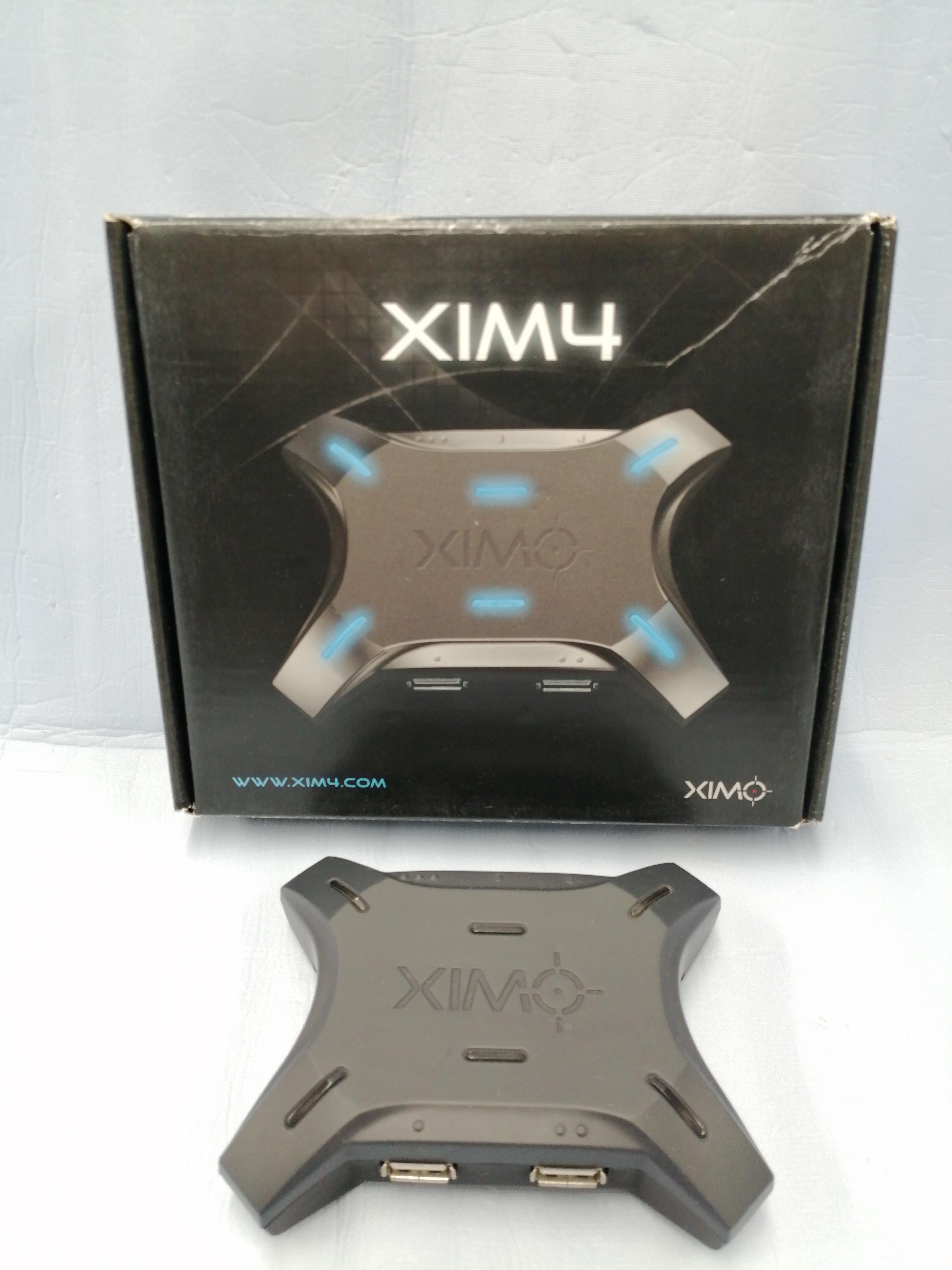 キーボード/マウスアダプター|XIMO