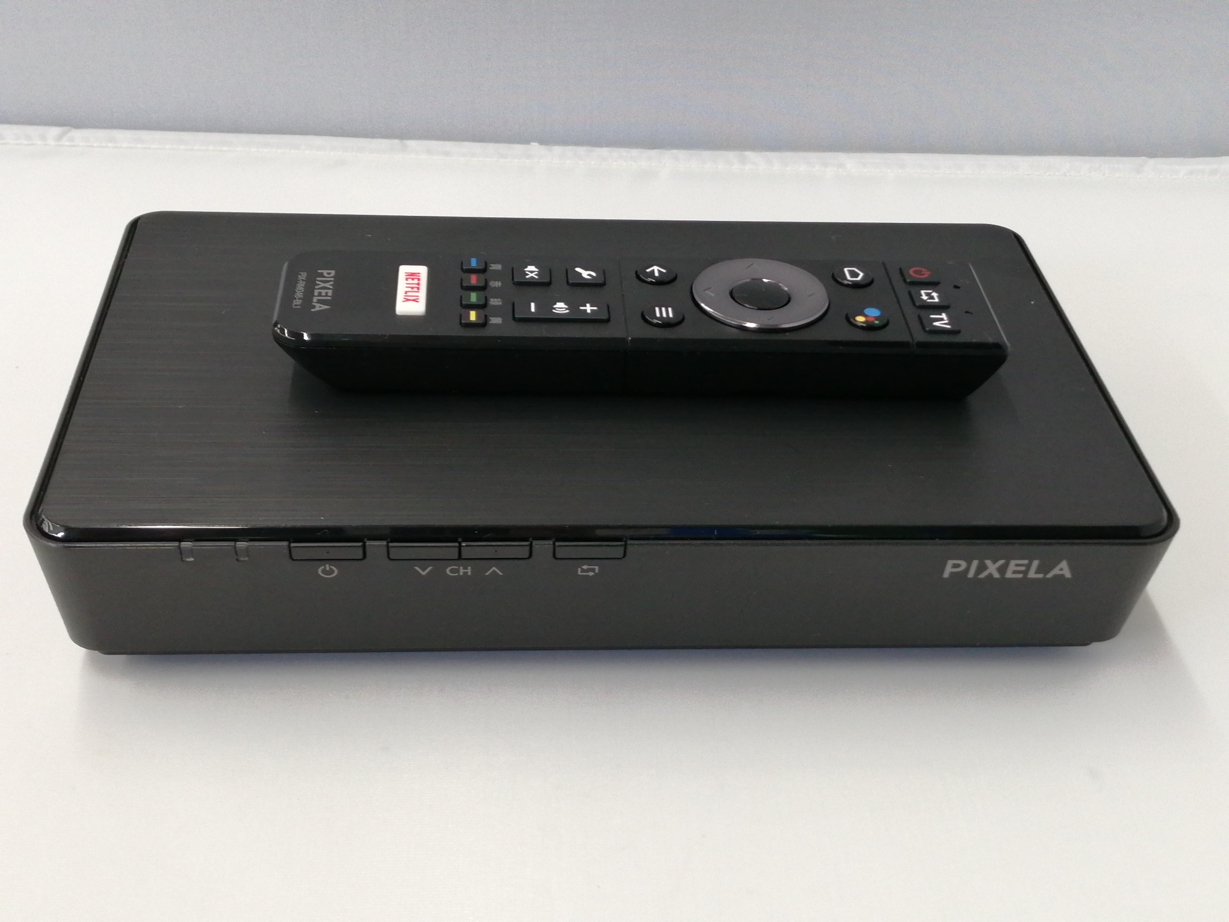 BS/CS 4K放送対応チューナー PIXELA