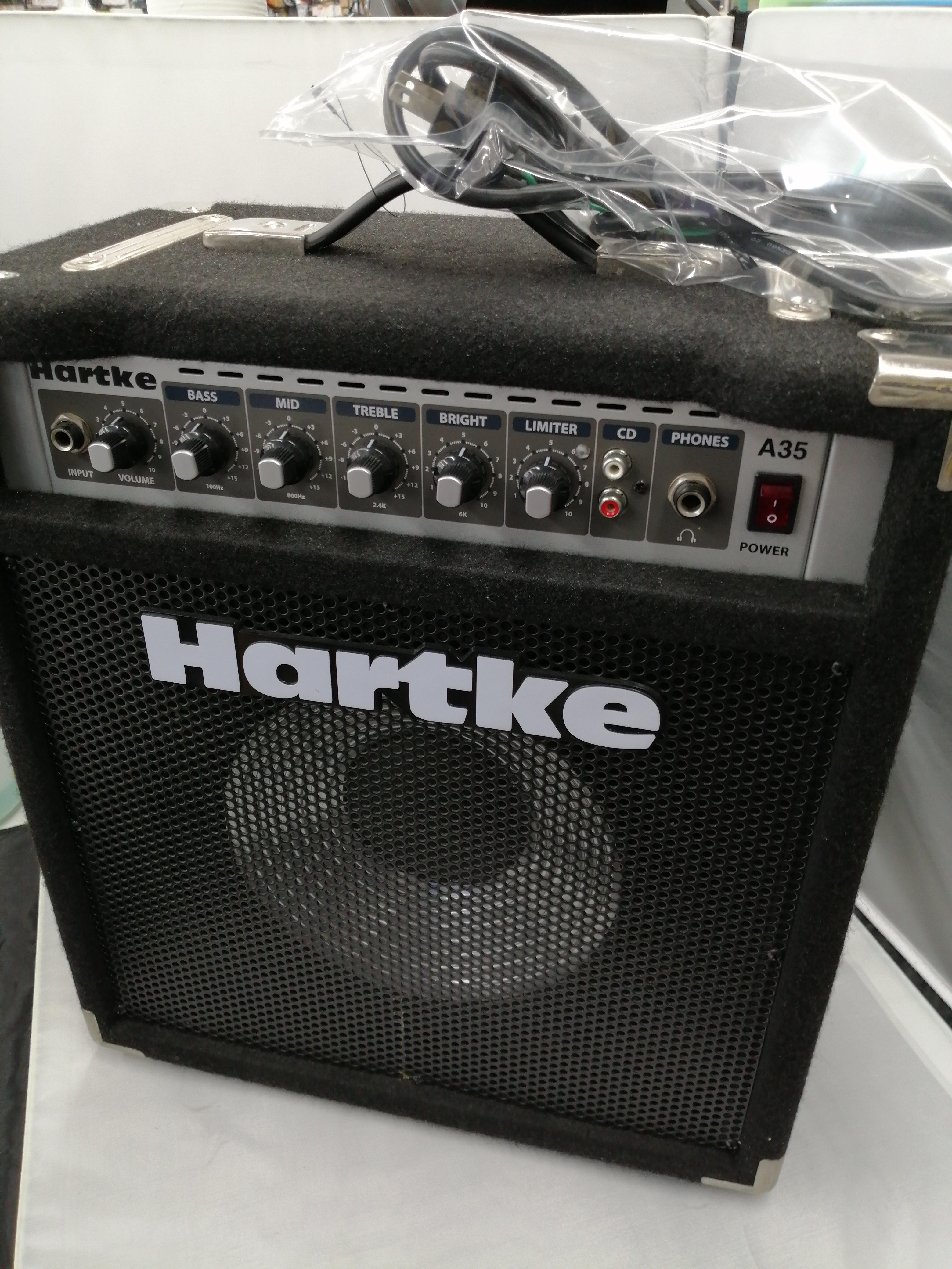 ベースコンボアンプ HARTKE