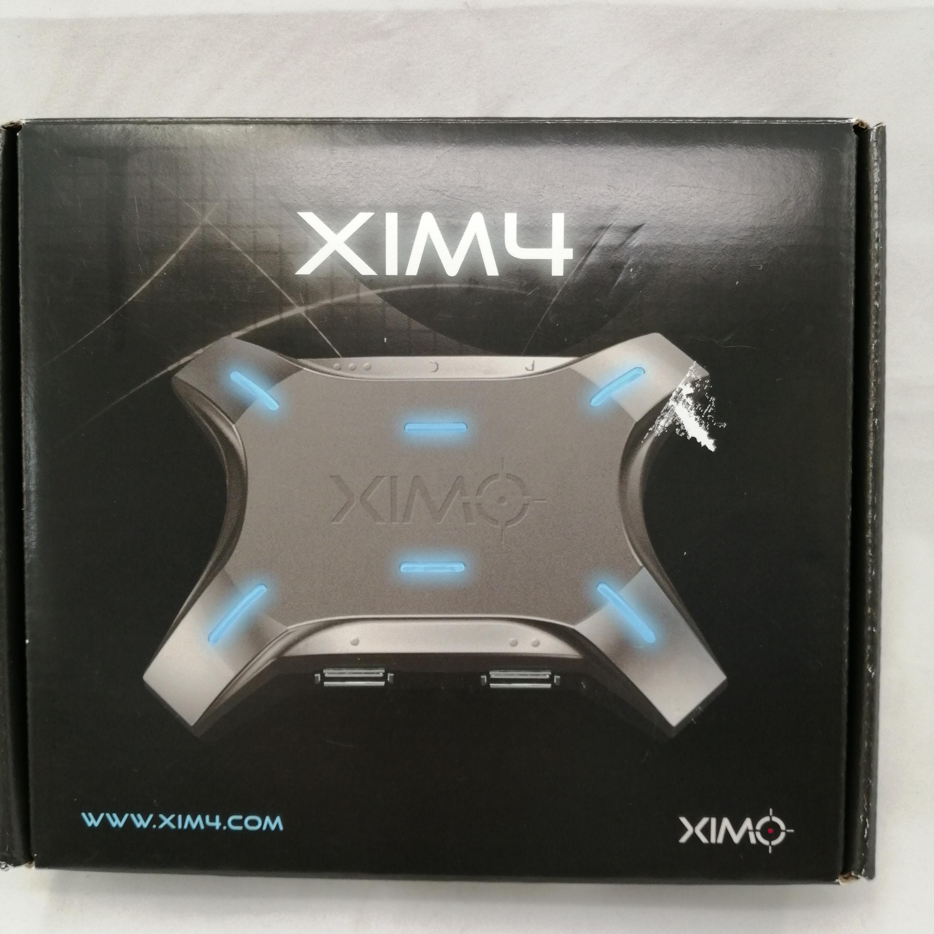 キーボード接続アダプター|XIM4