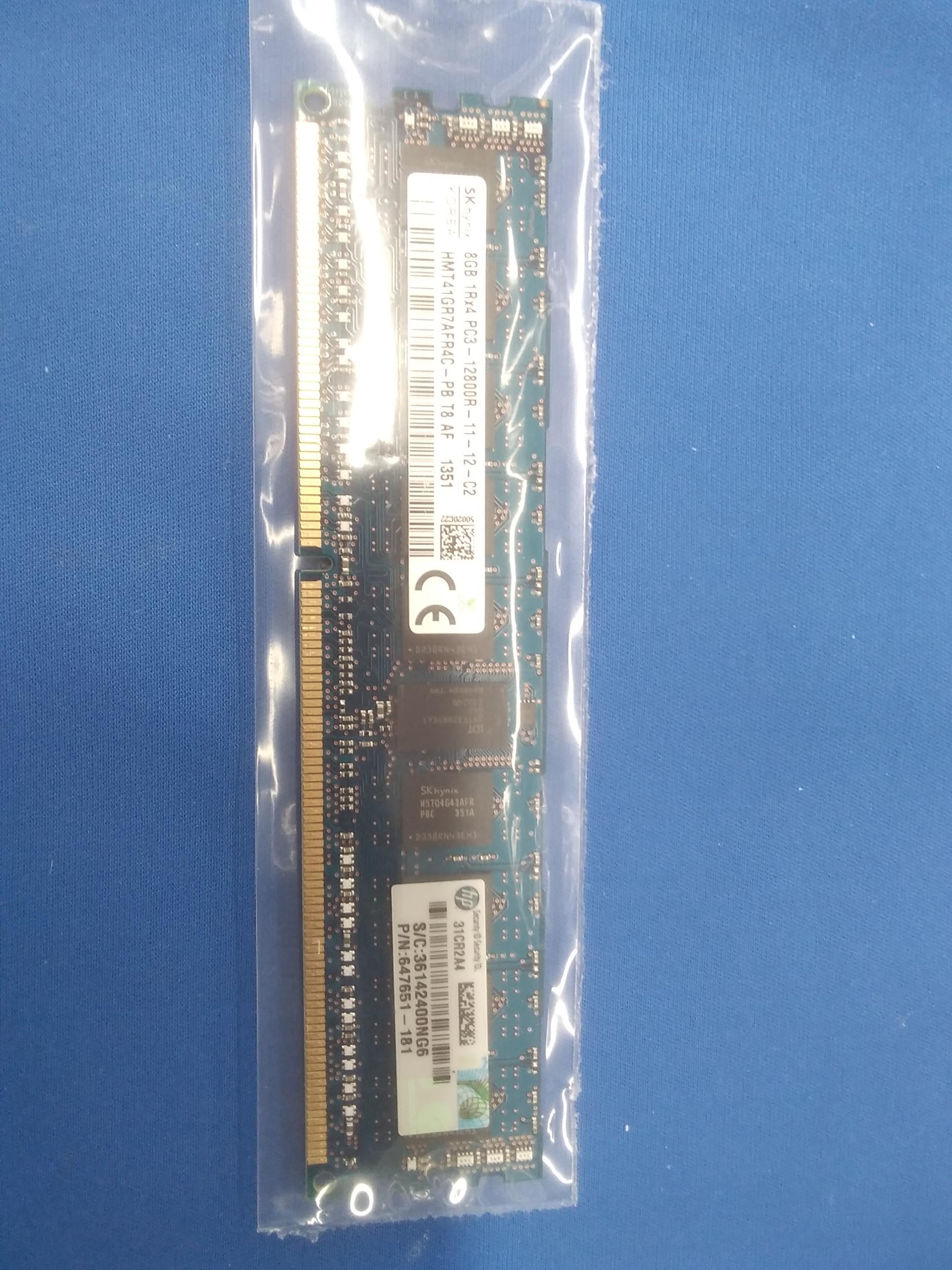 PCメモリ(8GB) SKHYNIX