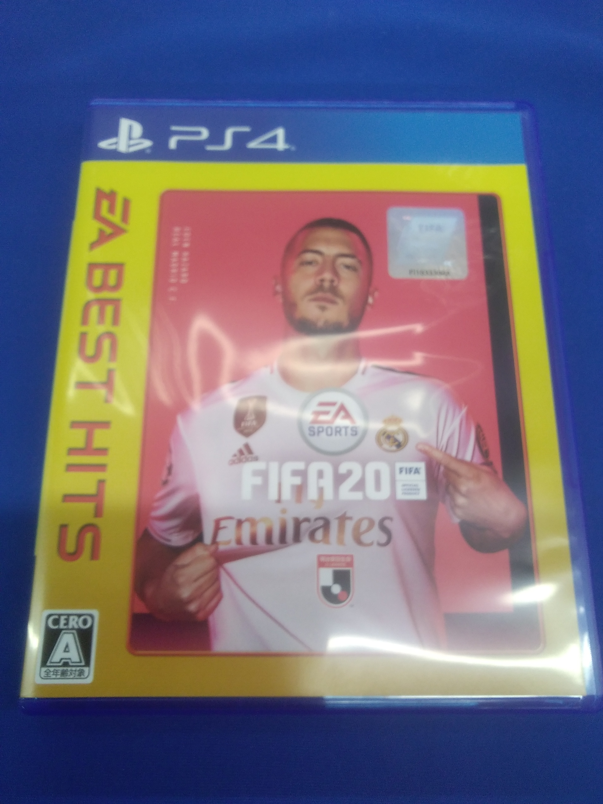 PS4ソフト FIFA