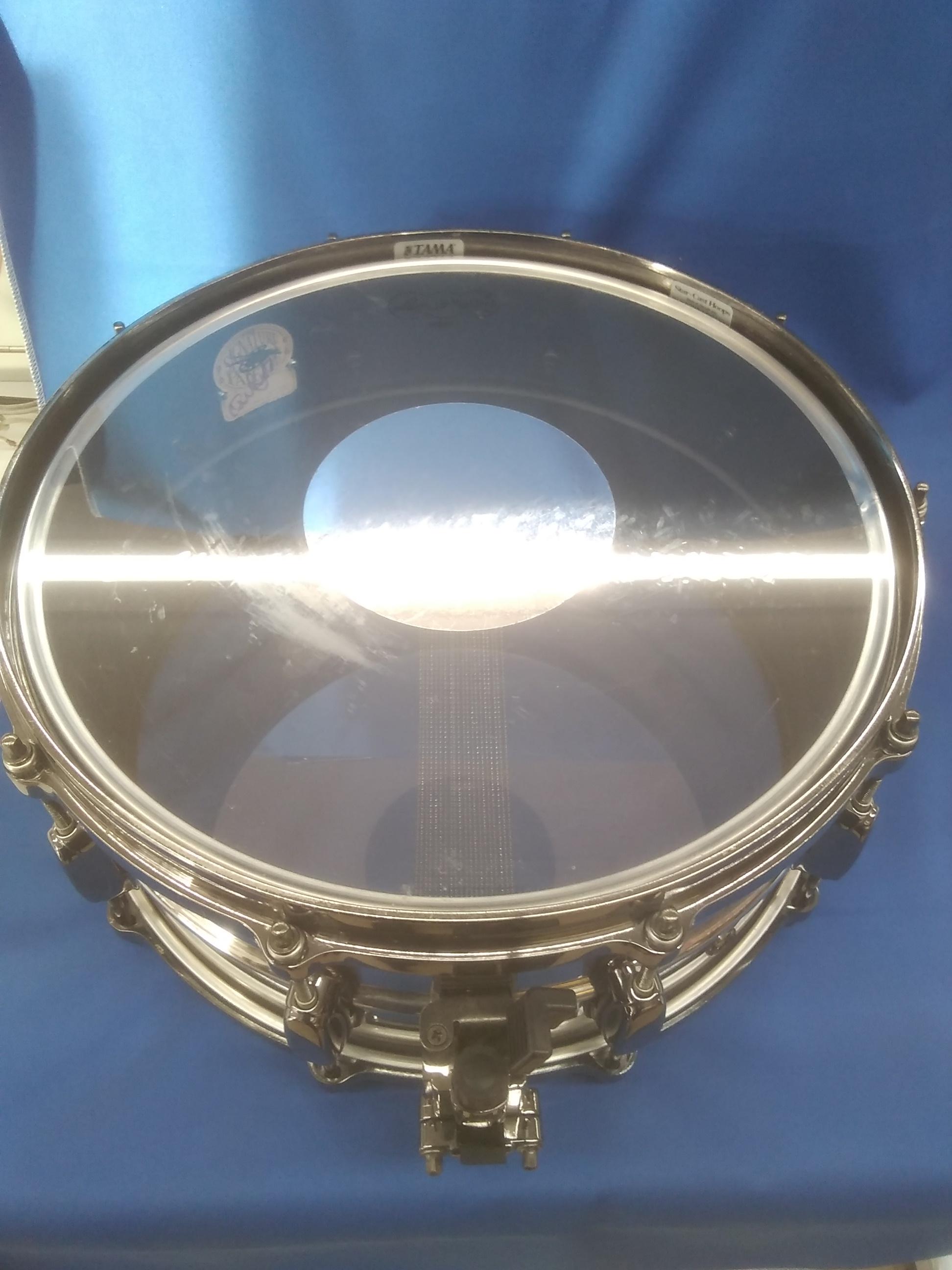 金属製スネアドラム|TAMA