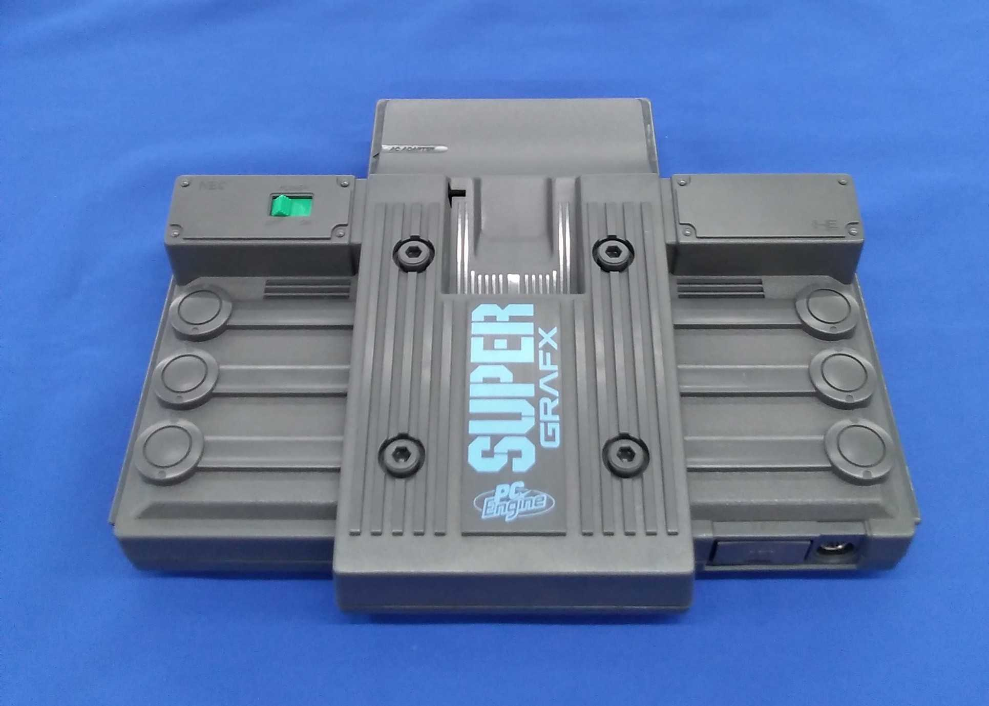 PC ENGINE SUPER GRATX|NEC