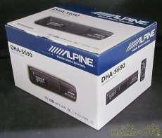 DVDチェンジャー|ALPINE