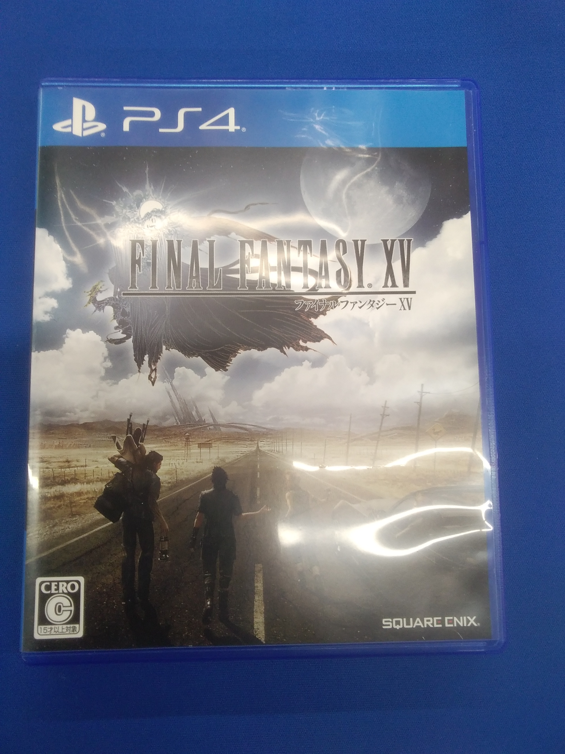 PS4ソフト SQUARE ENIX