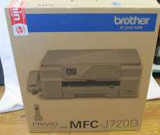 A4対応複合機 BROTHER