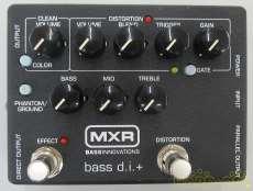 歪み系エフェクター MXR