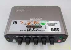 オーディオインターフェィス|TASCOM