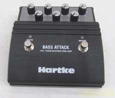 歪み系エフェクター|HARTKE