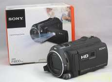 メモリビデオカメラ