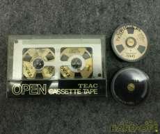 オープンカセット TEAC