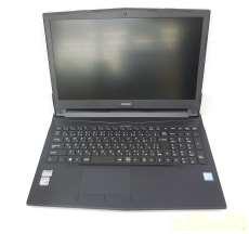 ノートパソコン MOUSE COMPUTER