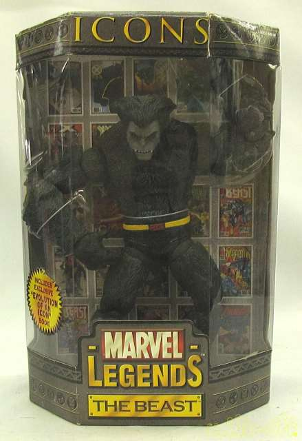 Toybiz 0035112716983  Marvel Legends The Beast American Comic Movie  vente en ligne