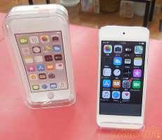 第7世代 iPod touch|APPLE