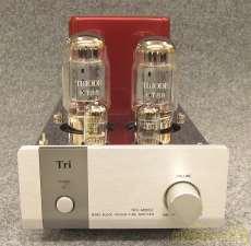 パワーアンプ(管球式) TRIODE