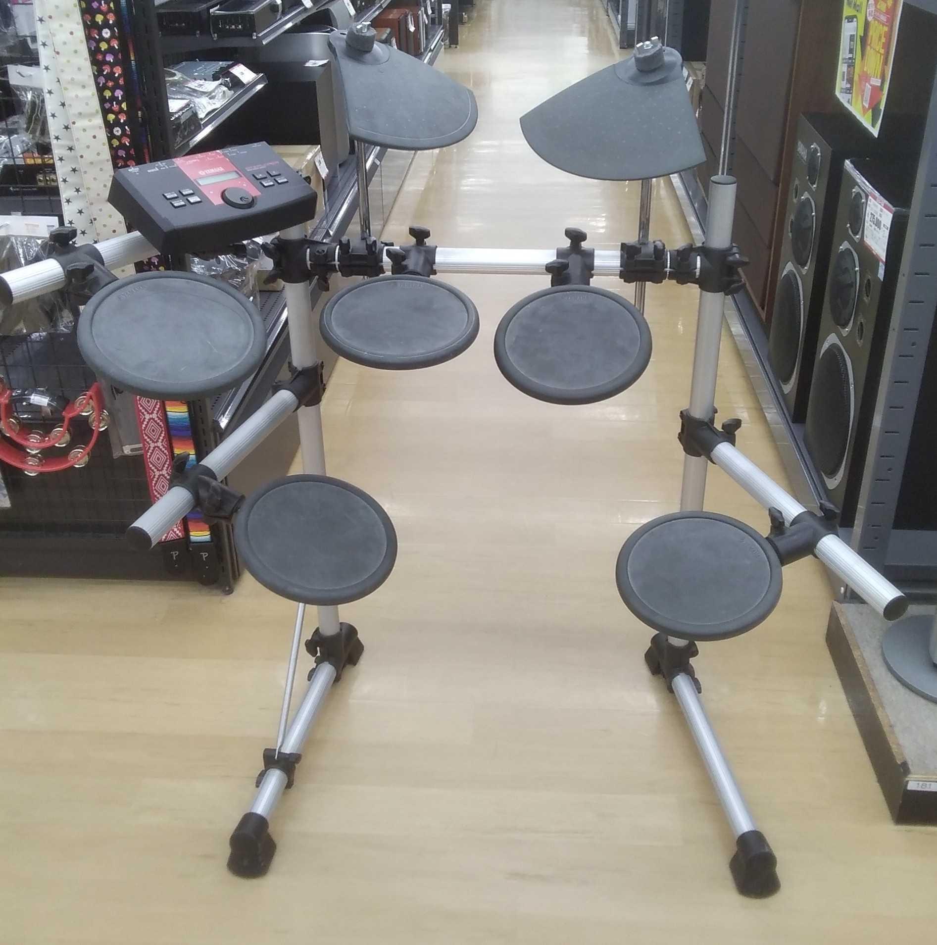 電子ドラム|YAMAHA