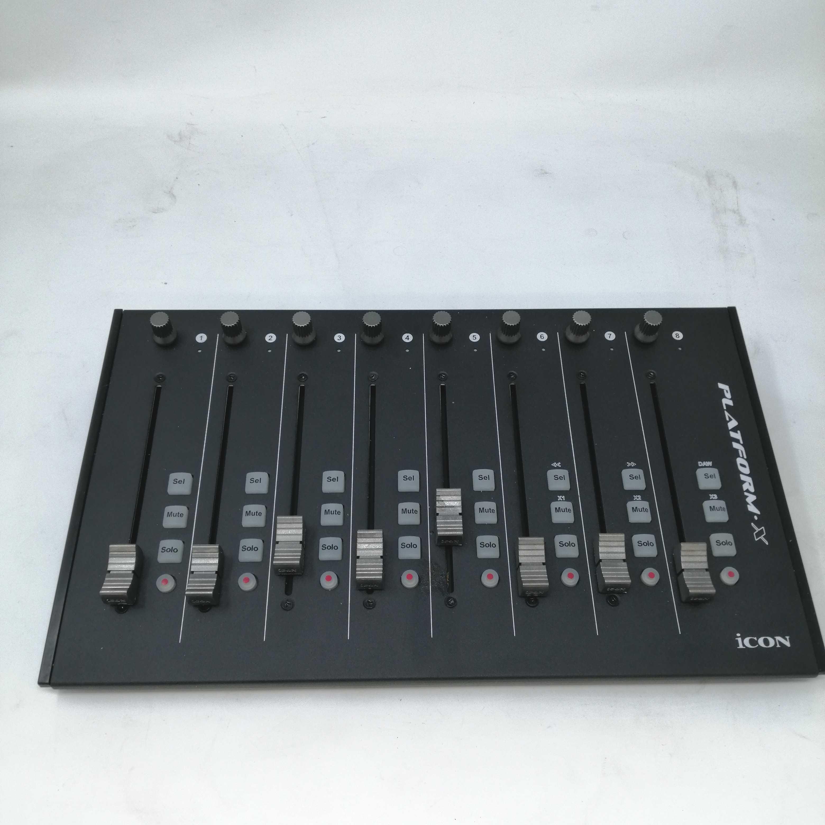 MIDIフィジカルコントローラー|ICON DIGITAL