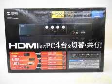 SW-KVM4HHC(未開封品)|SANWA SUPPLY
