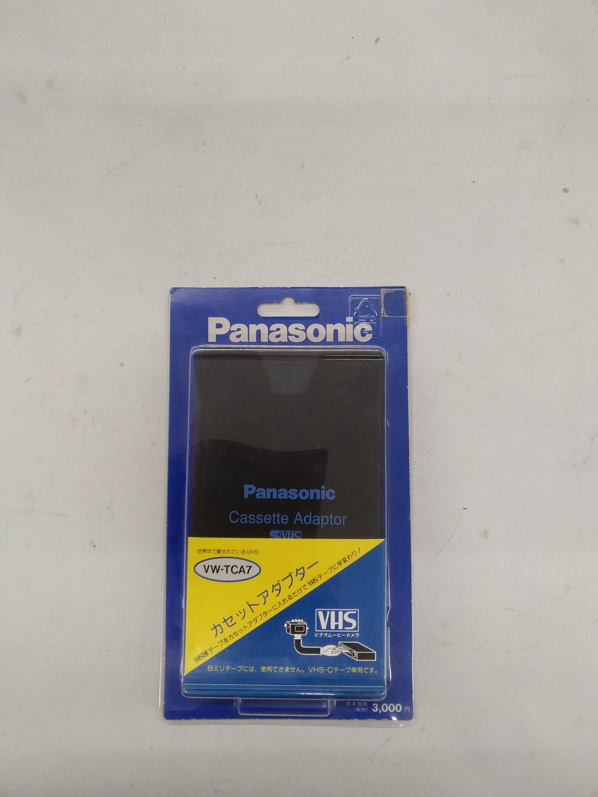 AVアクセサリ関連 PANASONIC