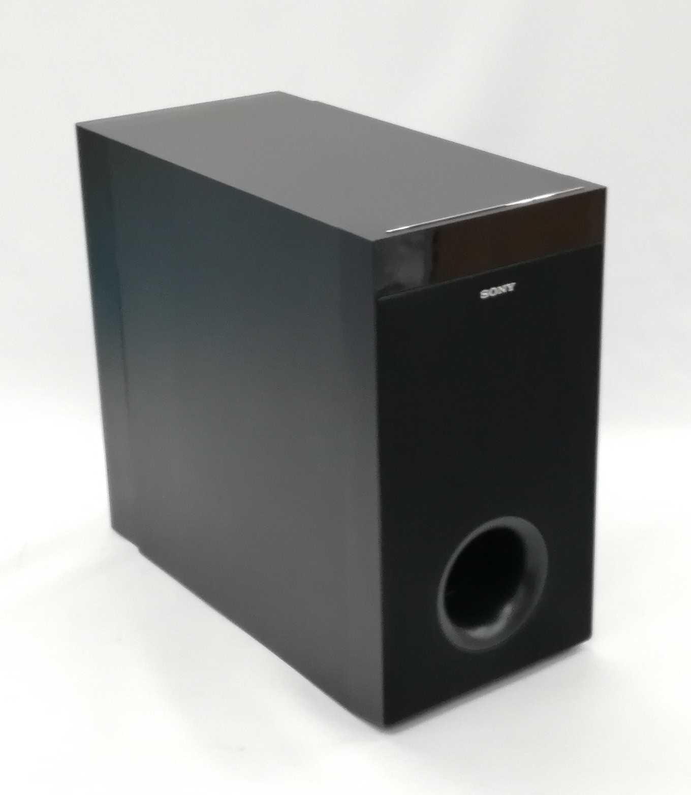 2.1CHスピーカーシステム|SONY