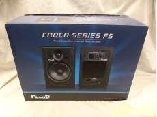 アクティブニアフィールドモニタースピーカー|FLUID AUDIO